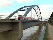Neue Niederräder Brücke S-Bahn
