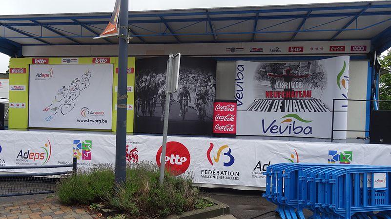 Neufchâteau - Tour de Wallonie, étape 3, 28 juillet 2014, arrivée (A02).JPG