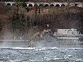 Neuhausen am Rheinfall - Rheinfall - Schloss Laufen 2013-01-31 15-04-20 (P7700).JPG