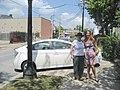 New Toyota Prius on Maple Street, New Orleans, August 2009 02.jpg