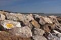 New rock groyne - geograph.org.uk - 981658.jpg