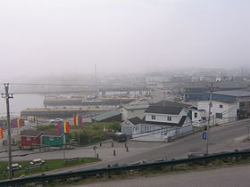 Port-aux-Basques, octobre 2005