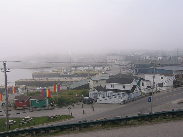 Port Aux Basques By Aconcagua (Own work) [GFDL (http://www.gnu.org/copyleft/fdl.html) or CC-BY-SA-3.0 (http://creativecommons.org/licenses/by-sa/3.0)], via Wikimedia Commons