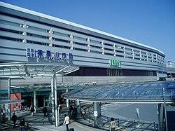 Neyagawashi-station east-entrance-for-wiki.JPG