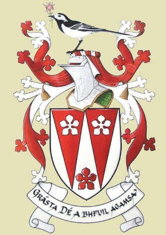 Nicholas Williams - Coat of arms of Nicholas Williams.