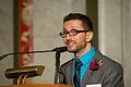 Nicholas Bashour at LOC Google Opening Ceremony 2.jpg
