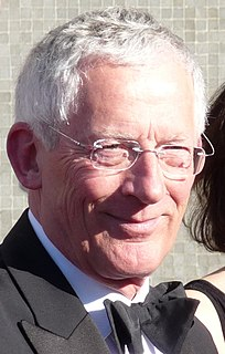 Nick Hewer English television presenter and former public relations consultant