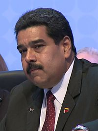 Image illustrative de l'article Président du Venezuela