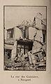 Nieuport 1915-rue des cuisiniers en ruine-01.jpg