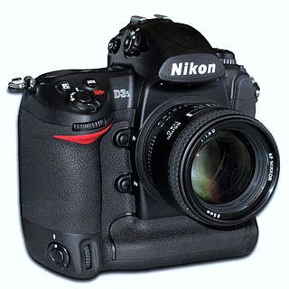 Nikon D3S digital camera model