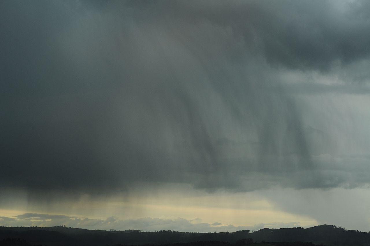 precipitacion virga