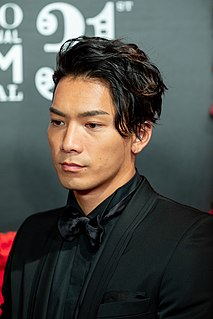 Sway (Japanese rapper) Japanese rapper, actor and lyricist