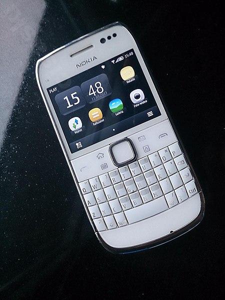Nokia e6 biala.jpg