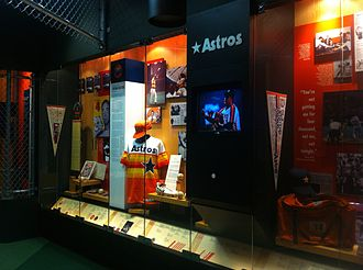 Nolan Ryan - The Nolan Ryan Exhibit Center in Alvin, Texas