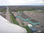 North end of Buttonville Airport, 2005 aerial.jpg