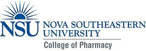 Nova Southeastern University College of Pharmacy - Nova Southeastern University College of Pharmacy logo