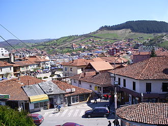 Spatial Cultural-Historical Units of Exceptional Importance (Serbia) - Image: Novi Pazar 03