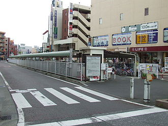 Shin-shiro (album) - The album was the first to be recorded outside of be recorded outside of Hokkaido, and was primarily created at Yamaguchi's apartment in the Noborito neighborhood (pictured) of Kawasaki, Kanagawa.