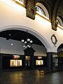 OPOLE dworzec PKP-hol od strony poczekalni. sienio.jpg