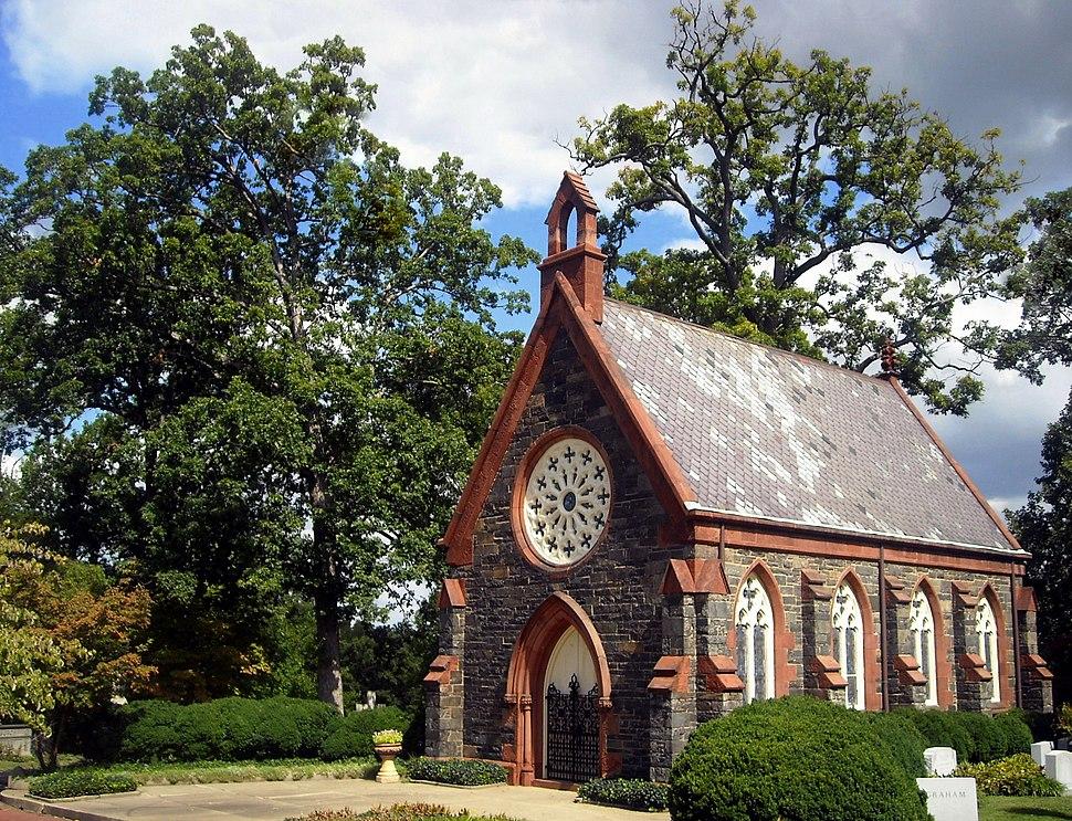Oak Hill Cemetery Chapel, DC