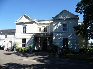 Oakmere House - Oakmere House (front)