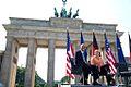 Obama and Merkel at the Brandenburg Gate, 2013.jpg