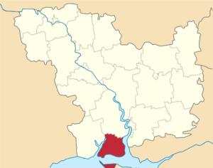 Ochakiv Raion - Image: Ochakivskyi Raion