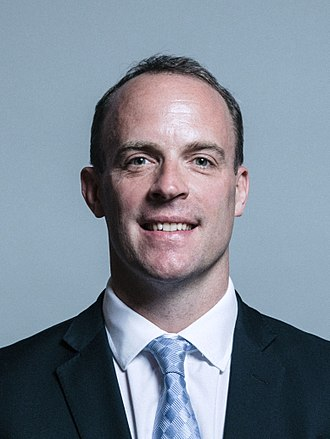 Dominic Raab - Raab in 2017