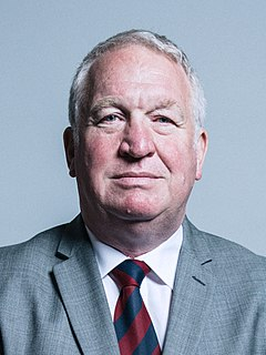 Mike Penning British politician
