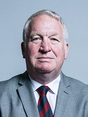 Mike Penning - Image: Official portrait of Mike Penning crop 2