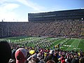 Ohio State vs. Michigan football 2013 03 (Michigan band).jpg