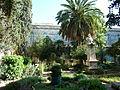 Old Jerusalem Church of St Anne Lavigerie garden.jpg