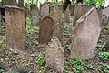 Old Jewish Cemetery in Prague-Josefov - Prague, Czech Republic - May 19, 2019 02.jpg