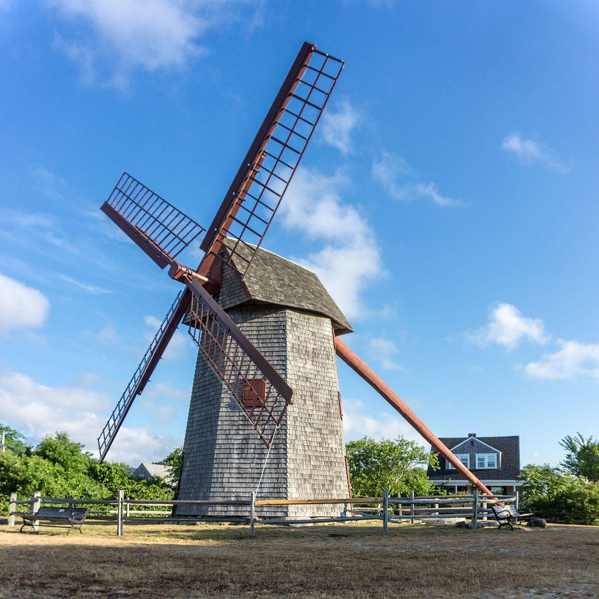 The Old Mill Nantucket Massachusetts Wikipedia