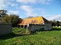 Old byre near Fifehead Magdalen - geograph.org.uk - 1569750.jpg