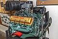 Oldsmobile Rocket V-8 303 c.i (5L) on display.jpg