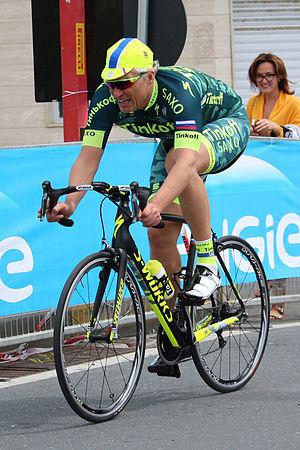 Oleg Tinkov - Oleg Tinkov, Giro d'Italia 2015