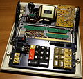 Olympia CD700 Desktop Calculator. 1971. Main Chassis.jpg