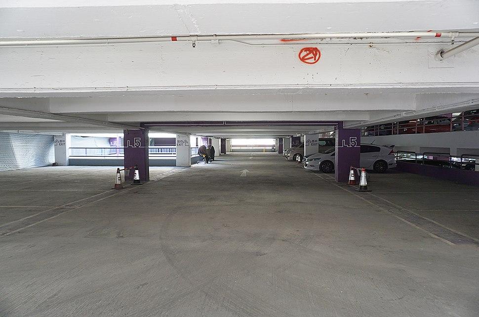 On Ting Estate Car Park