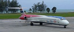 One-Two-GO Airlines McDonnell Douglas MD-82.jpg