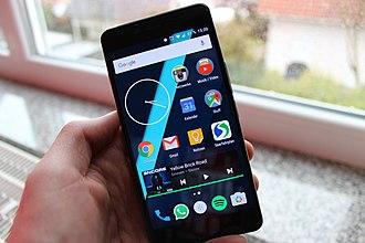 OnePlus X - Image: One Plus X