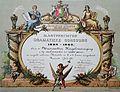 Oorkonde dramawedstrijd Sociëteit Momus, Maastricht, 1883.jpg