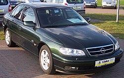 Opel Omega B sedan