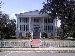 Orange Hall c.1838