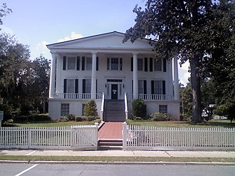 St. Marys, Georgia - Image: Orange Hall