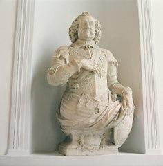Buste van Johan Maurits
