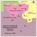Ortenburg-Tambach Karte vor 1803.png
