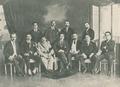 Os membros do gabinete ministerial de Domingos Pereira - Ilustração Portugueza (14Jul1919).png