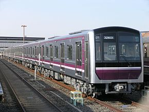 Osaka Subway 30000 series001.JPG