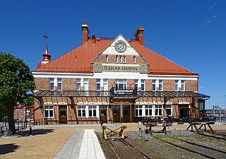 Oskarshamn Municipality Municipality in Kalmar County, Sweden
